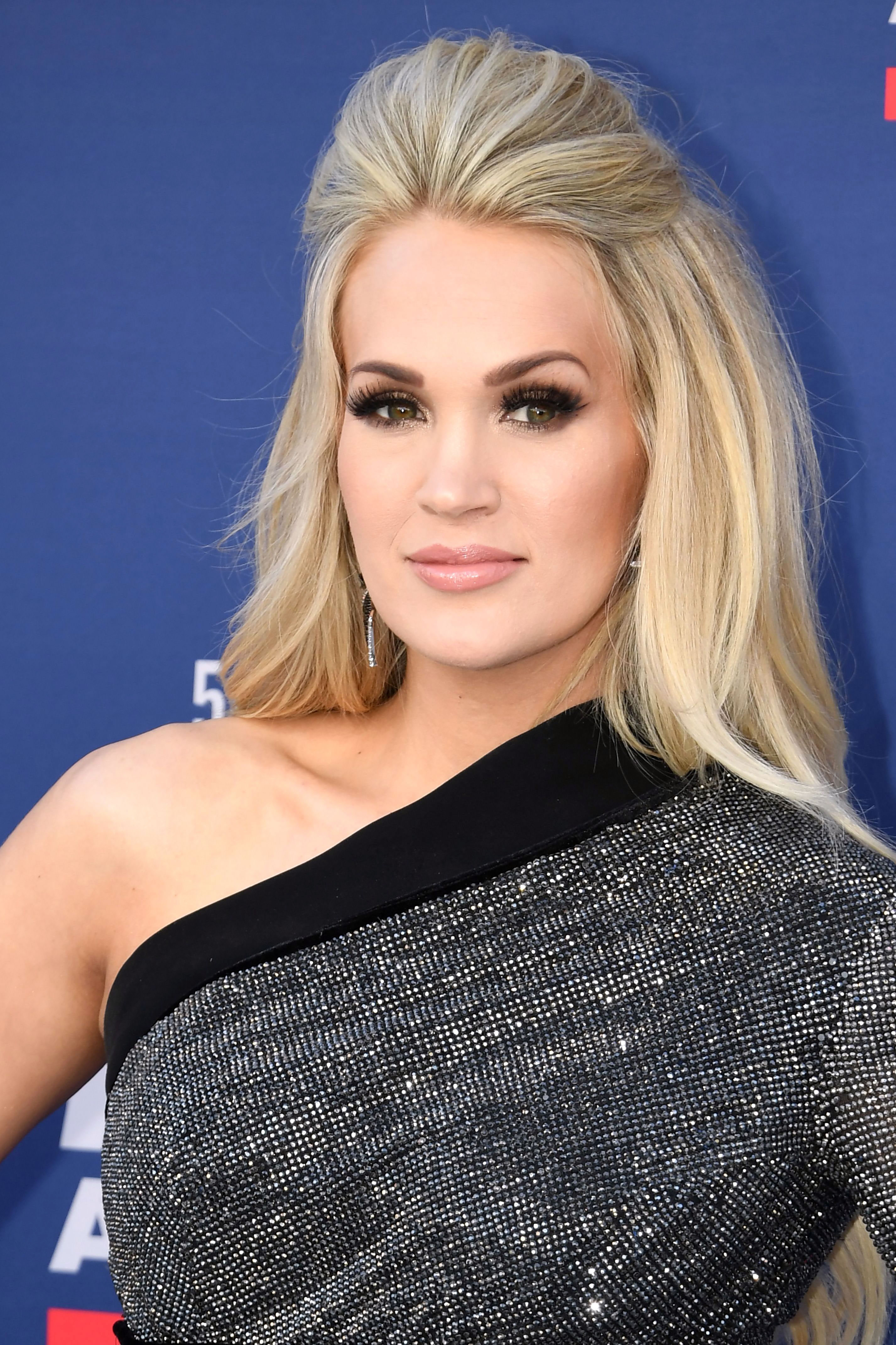 "Carrie Underwood's Most Badass Moments Academy of Country Music Awards 2019 - Underwood spoke out in support of gay marriage in June 2012. ""As a married person myself, I don't know what it's like to be told I can't marry somebody I love and want to marry,"" she told The Independent at the time."
