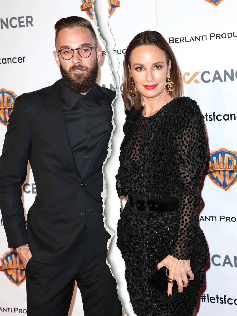 Nick Lakind and Catt Sadler Split