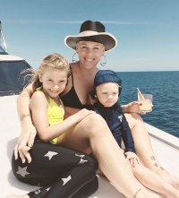Celeb Moms Clapping Back at Parenting Police - Pink