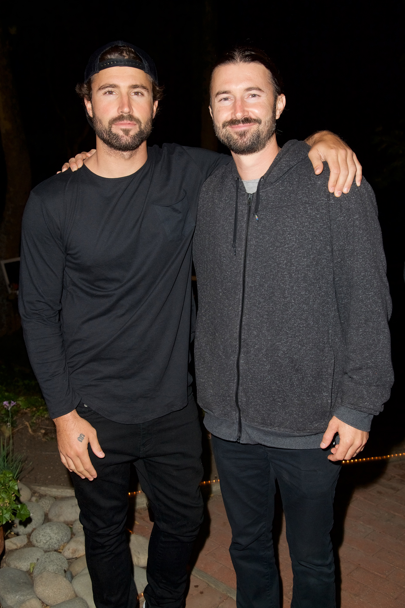 Celebrity Siblings - Caitlyn Jenner's sons with Linda Thompson may not be *quite* as famous as their half-sisters, the Kardashians and the Jenners, but they've definitely had more than their 15 minutes of fame. After starring together in 2005's The Princes of Malibu , Brody became a regular fixture on The Hills .