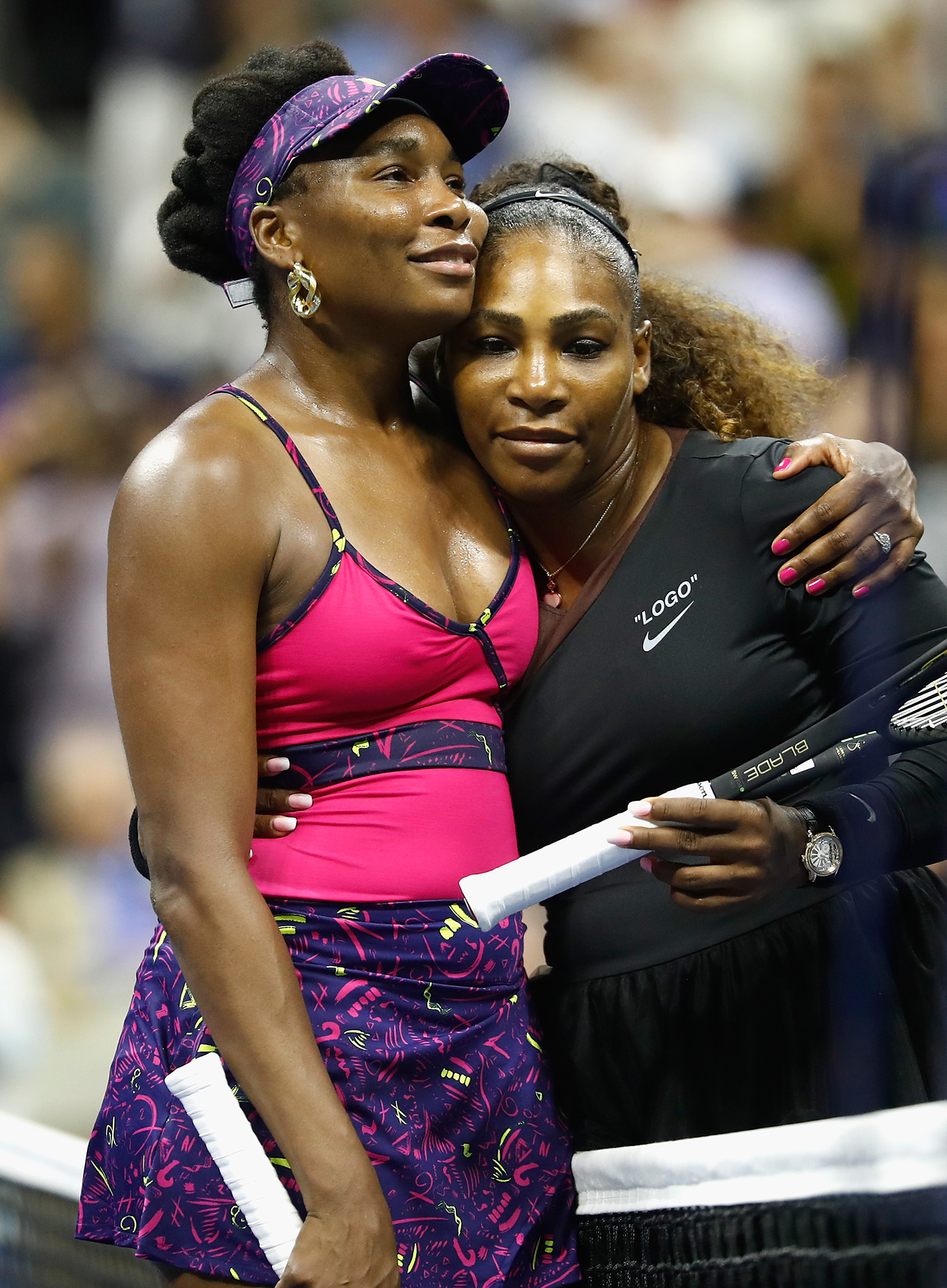 """Celebrity Siblings - Despite their competitive nature — Serena beat out her sister at the January 2017 Australia Open to win her 23d Grand Slam title — these two remain in each other's corners. Venus sent a message to the tennis champ after she lost at Wimbeldon to Garbiñe Muguruza , telling her little sis, """"I miss you. I tried my best to do the same things you do, but I think there will be other opportunities."""""""