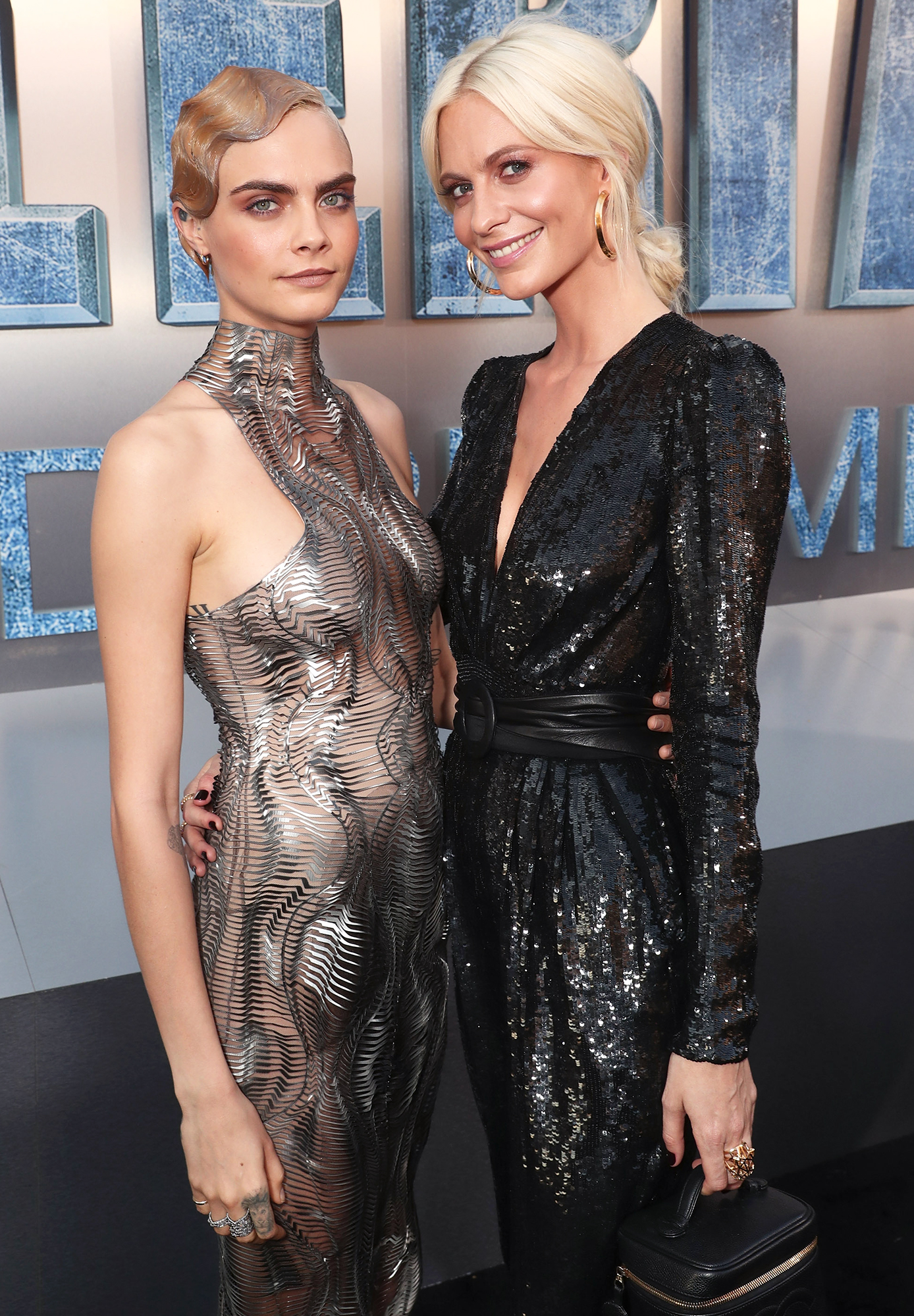 """Celebrity Siblings - The English sisters, both models and actresses, have nothing but love for each other. """"I am not jealous of her, unfortunately for you,"""" Poppy told Evening Standard of her youngest sister in May 2017."""