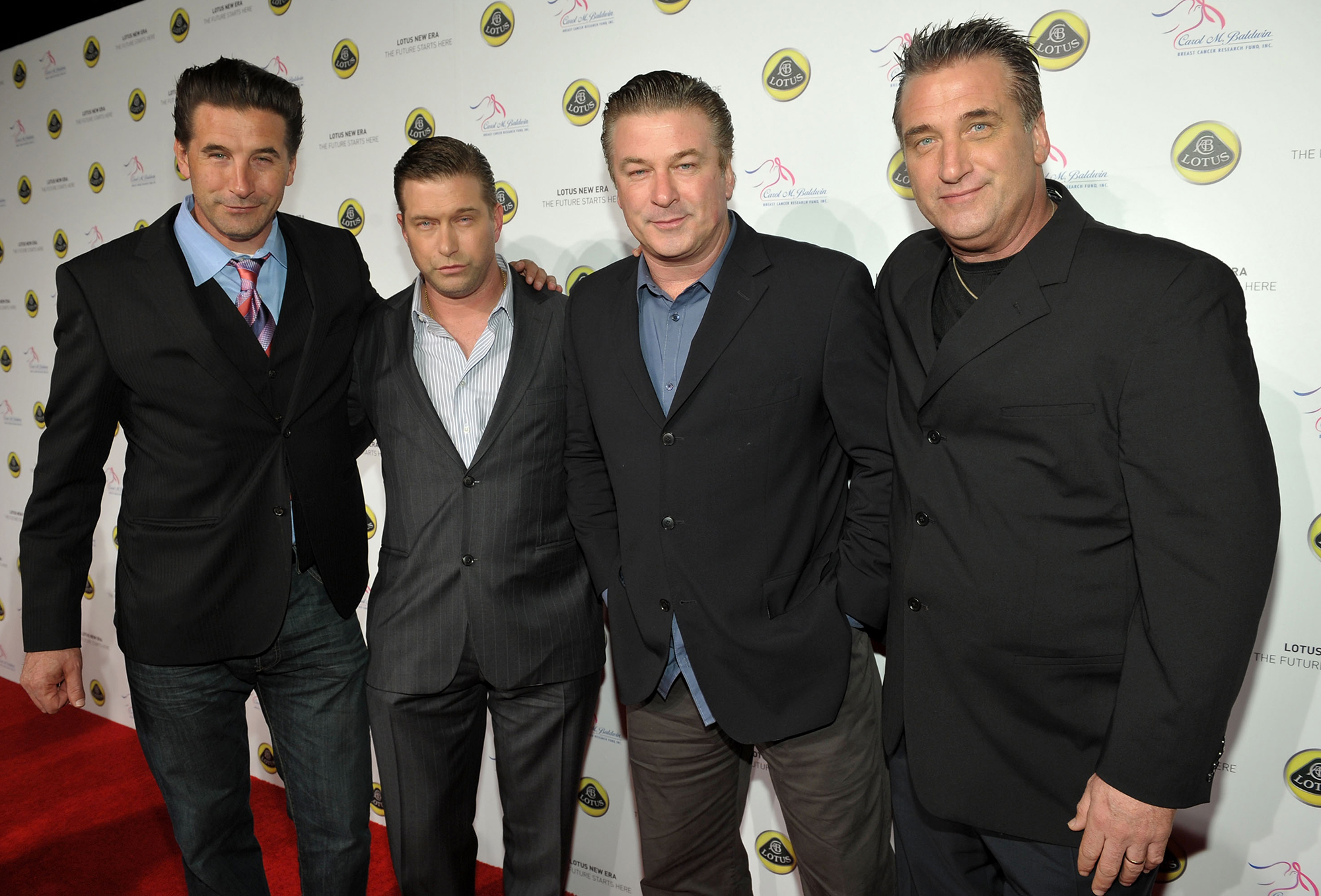 Celebrity Siblings - All four of the Baldwin brothers are involved in the film industry. Eldest son Alec is the most well-known, with roles in Beetlejuice , The Aviator , The Departed and Saturday Night Live , to name a few, but all are recognizable: Daniel has starred in countless roles, including Mullholland Falls and The Neighborhood , while Stephen is known for his stints on reality TV, including Celebrity Apprentice and Celebrity Big Brother .