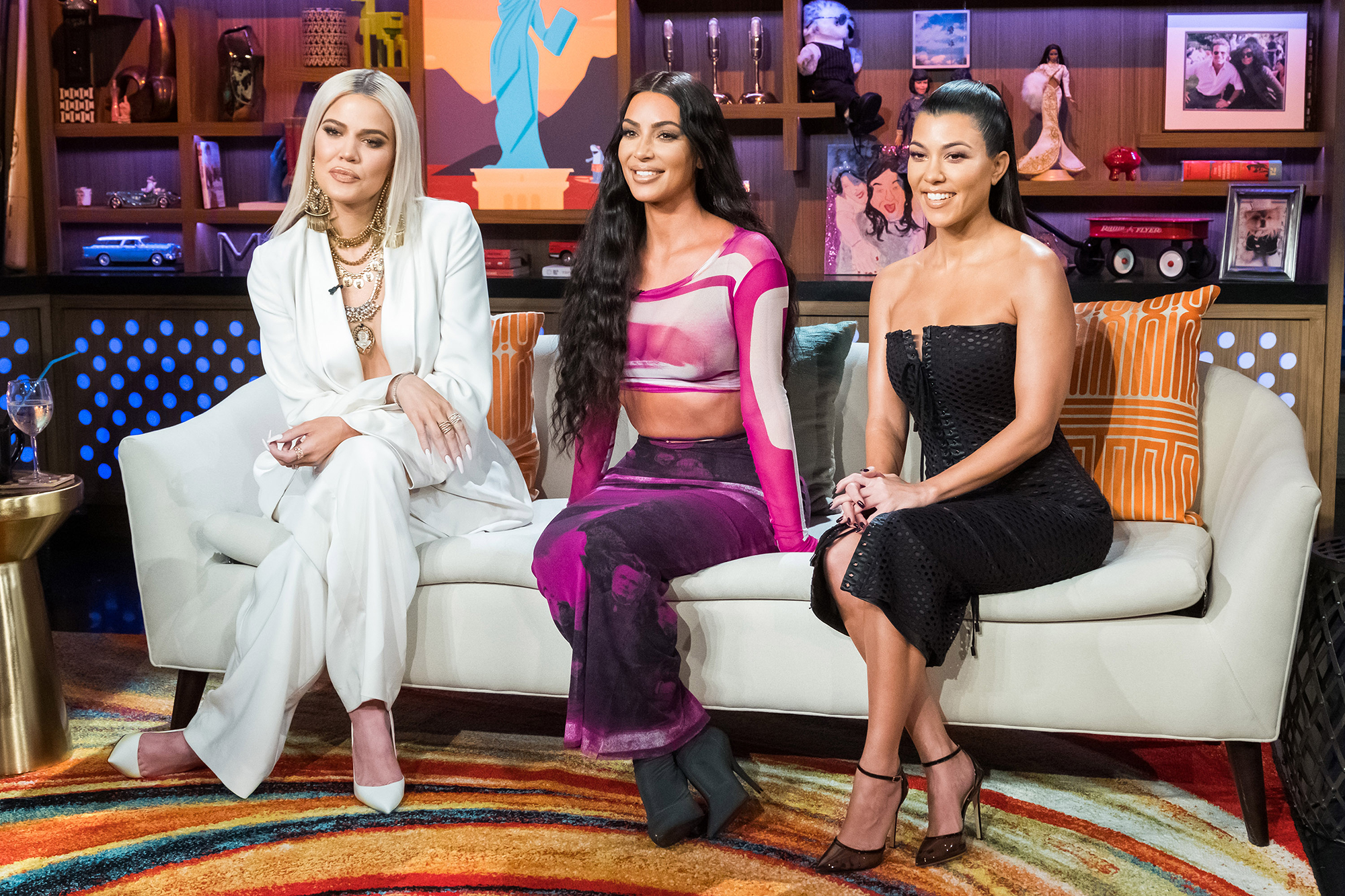 Celebrity Siblings - First making a splash on the E! network in 2007 with their reality show Keeping Up With the Kardashians , the trio have turned themselves into bonafide business moguls, with a lifestyle site, a denim line, books, spinoff shows and a makeup line to their names.