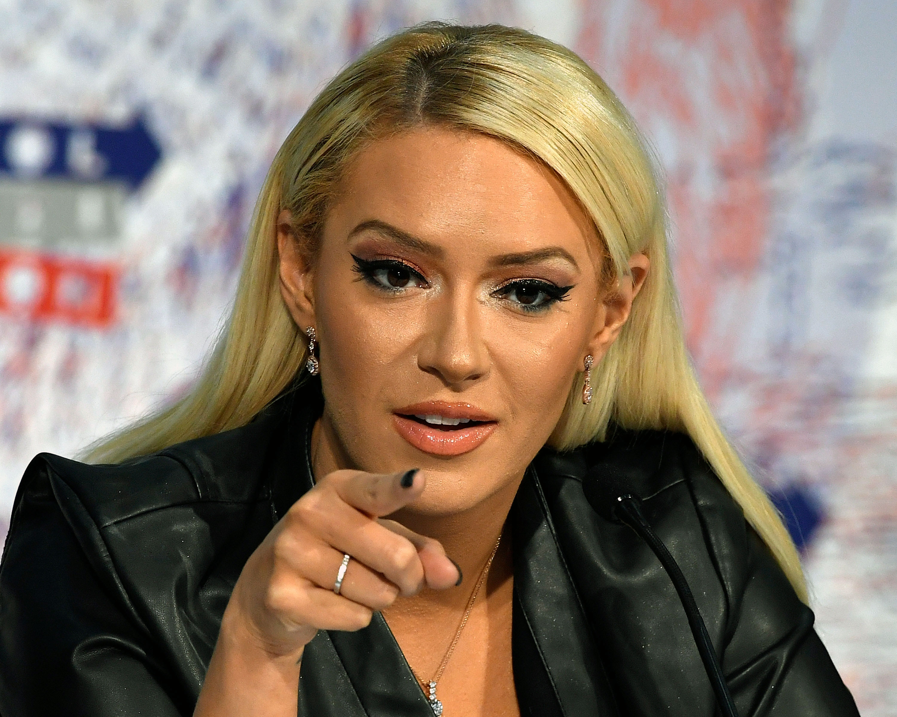 """Kaya Jones React Sri Lanka Bombings - Though Jones initially spoke out in a brief tweet, she later added: """"Hundreds killed because of their faith today in Sri Lanka 🇱🇰 pray and speak up for your Christian brothers and sisters! 8 bombings on Easter Sunday carried out on the Sri Lankan people. 3 hotels, 5 churches. God help us on your holy day."""""""