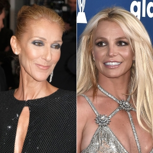 Celine Dion Encourages Britney Spears Amid Mental Health Treatment