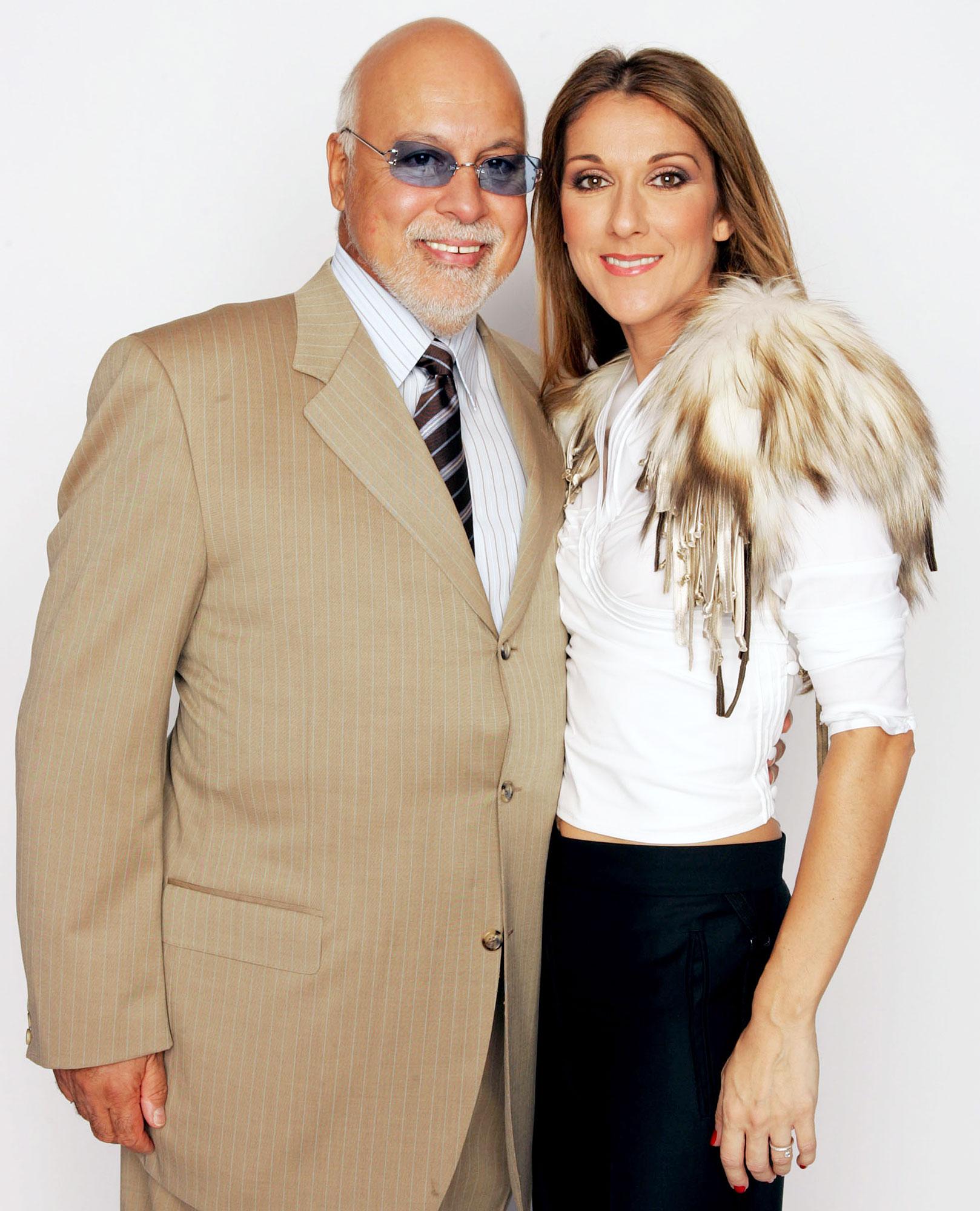 Celine Dion Rene Angelil Death