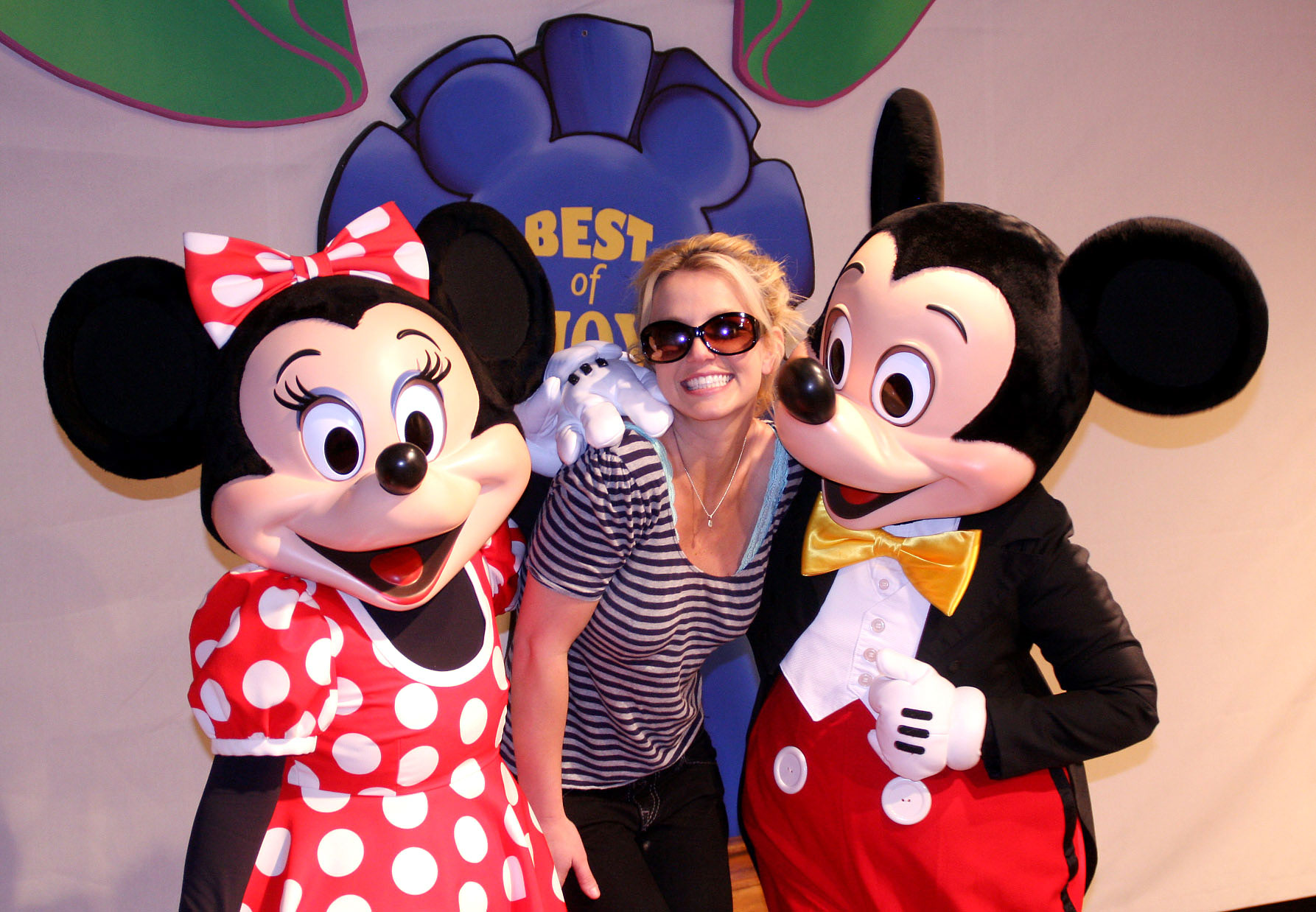 Britney Spears' Ups and Downs gallery - Spears made her debut on The All New Mickey Mouse Club with Christina Aguilera, Ryan Gosling and future boyfriend Justin Timberlake.