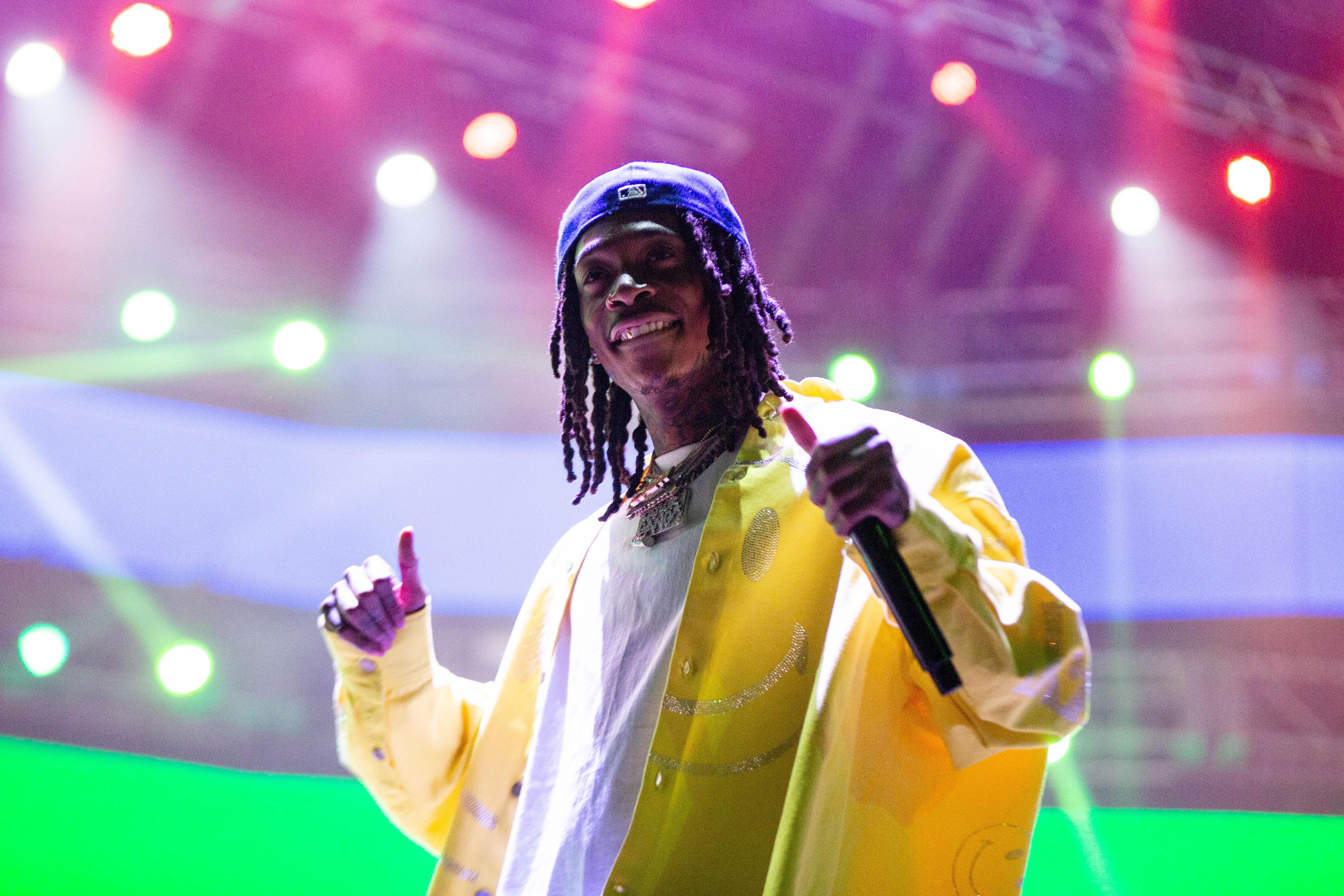 Childish Gambino Wiz Khalifa and More Celebs Who Paid Tribute to Nispey Hustle - Wiz Khalifa