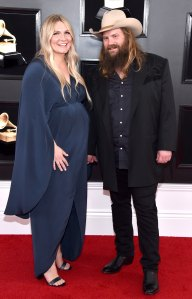 Chris Stapleton's Wife Morgane Gives Birth to Their Fifth Child Together