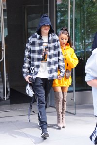 Ariana Grande and Pete Davidson Cloney Is the Streetwear Brand That Ariana Grande and Justin Bieber Love