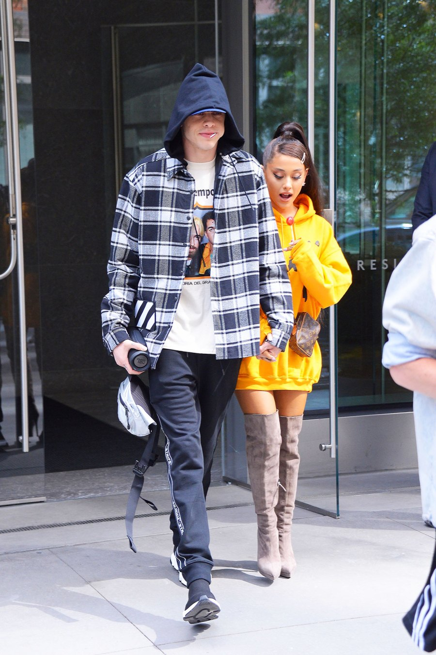 Ariana Grande and Pete Davidson Cloney Is the Streetwear Brand That Ariana Grande and JustinBieber Love