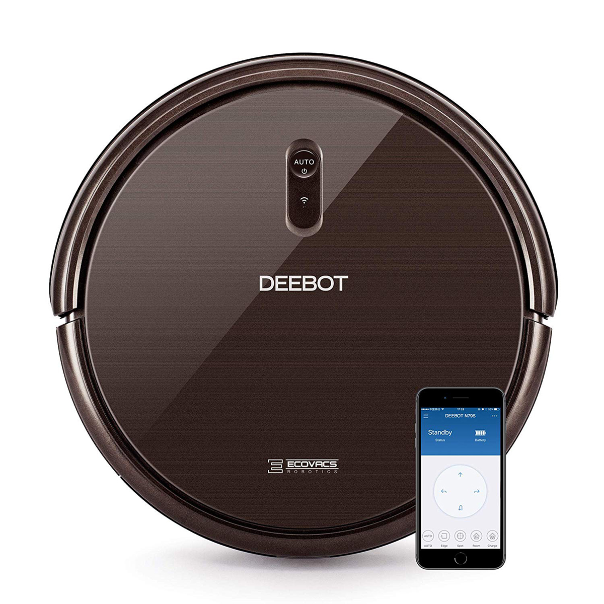 Hate Spring Cleaning? This Robotic Vacuum Will Do It for You