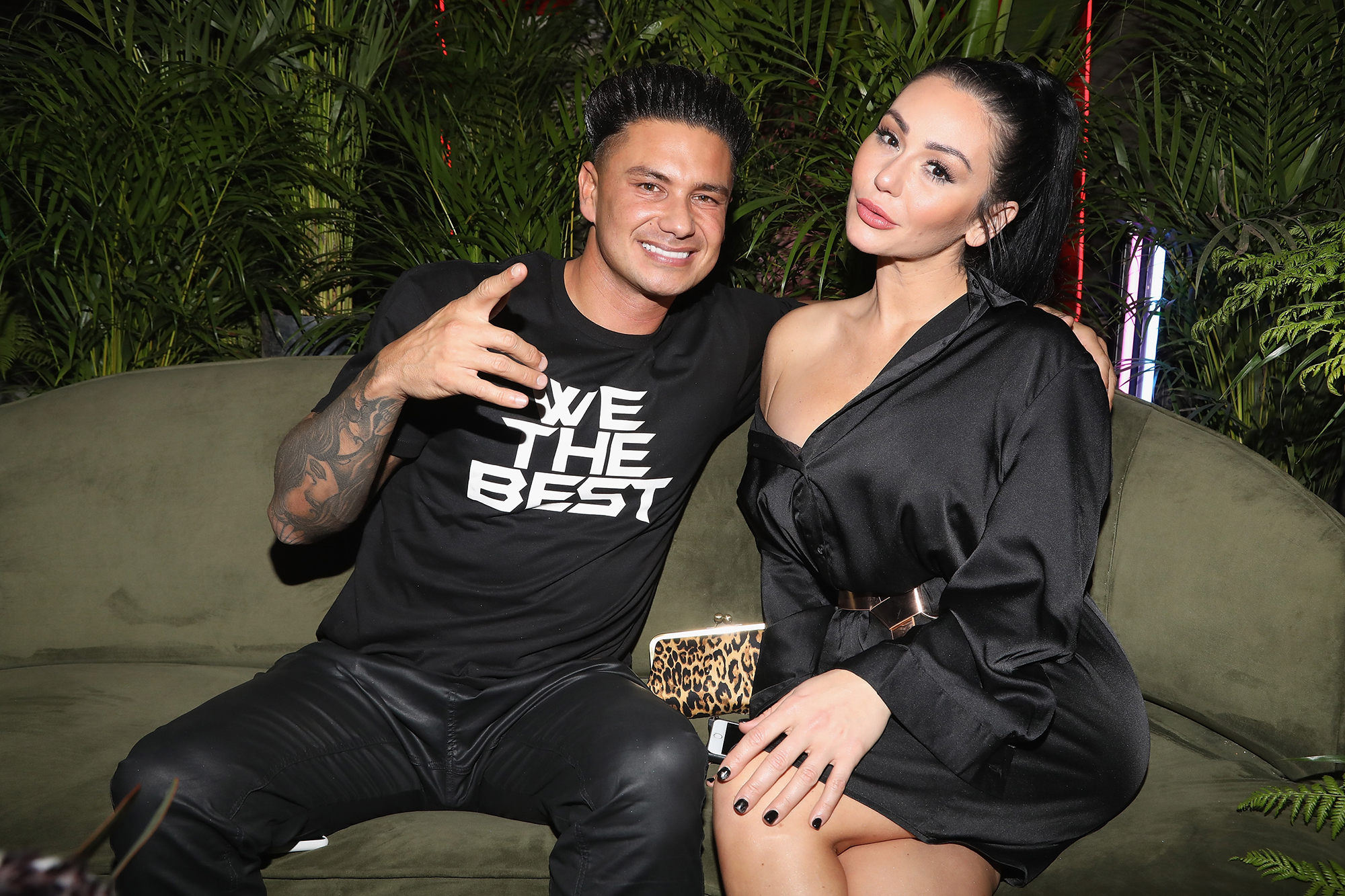 DJ Pauly D Reveals If He Would Date 'Jersey Shore' Costar Jenni 'JWoww' Farley Her Divorce - DJ Pauly D and JWoww.