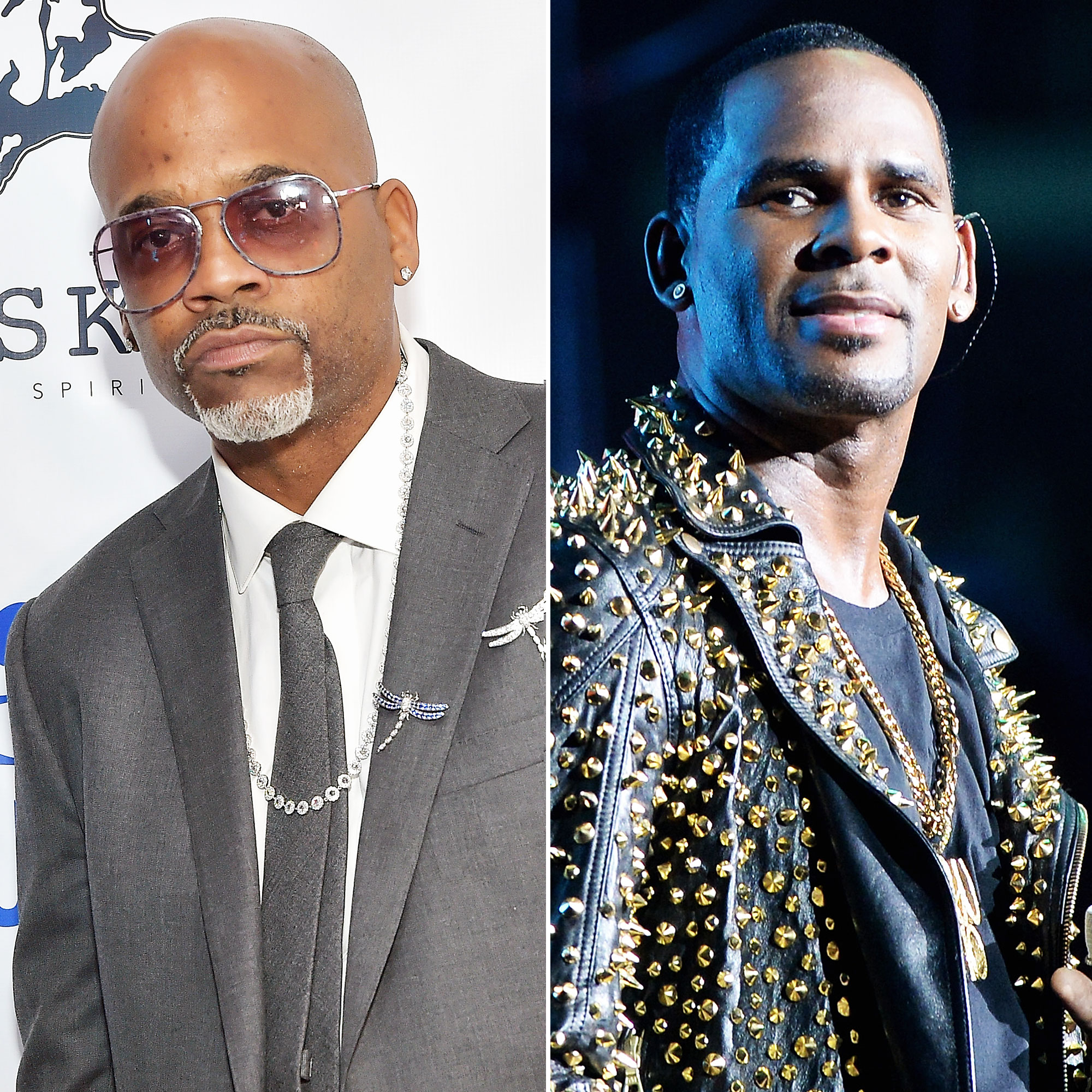 Damon Dash: R  Kelly Deserves Jail Time After Sexual Abuse Charges