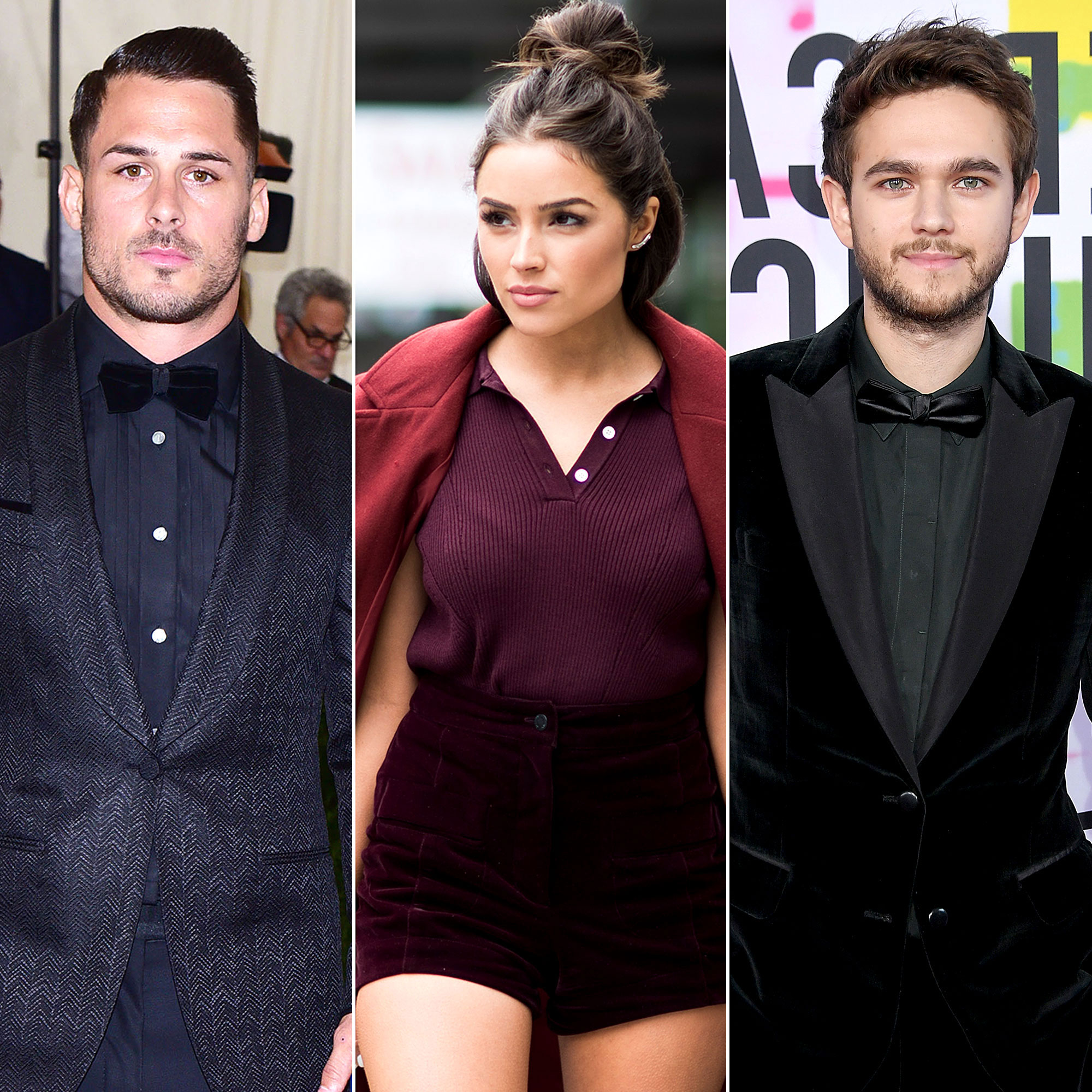 Danny Amendola Mad Insecure Olivia Culpo Zedd Coachella 2019 - The former Miss Universe's presence — and moment with Zedd — sparked drama after Culpo's on-off boyfriend Danny Amendola saw a video of the twosome dancing at Coachella. After the NFL player went on a lengthy rant trashing the model, a source told Us that Amendola was jealous.