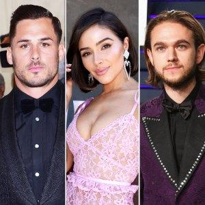 Danny Amendola, Olivia Culpo and Zedd Throws Shade at Ex Olivia Culpo's Rumored New Fling Zedd