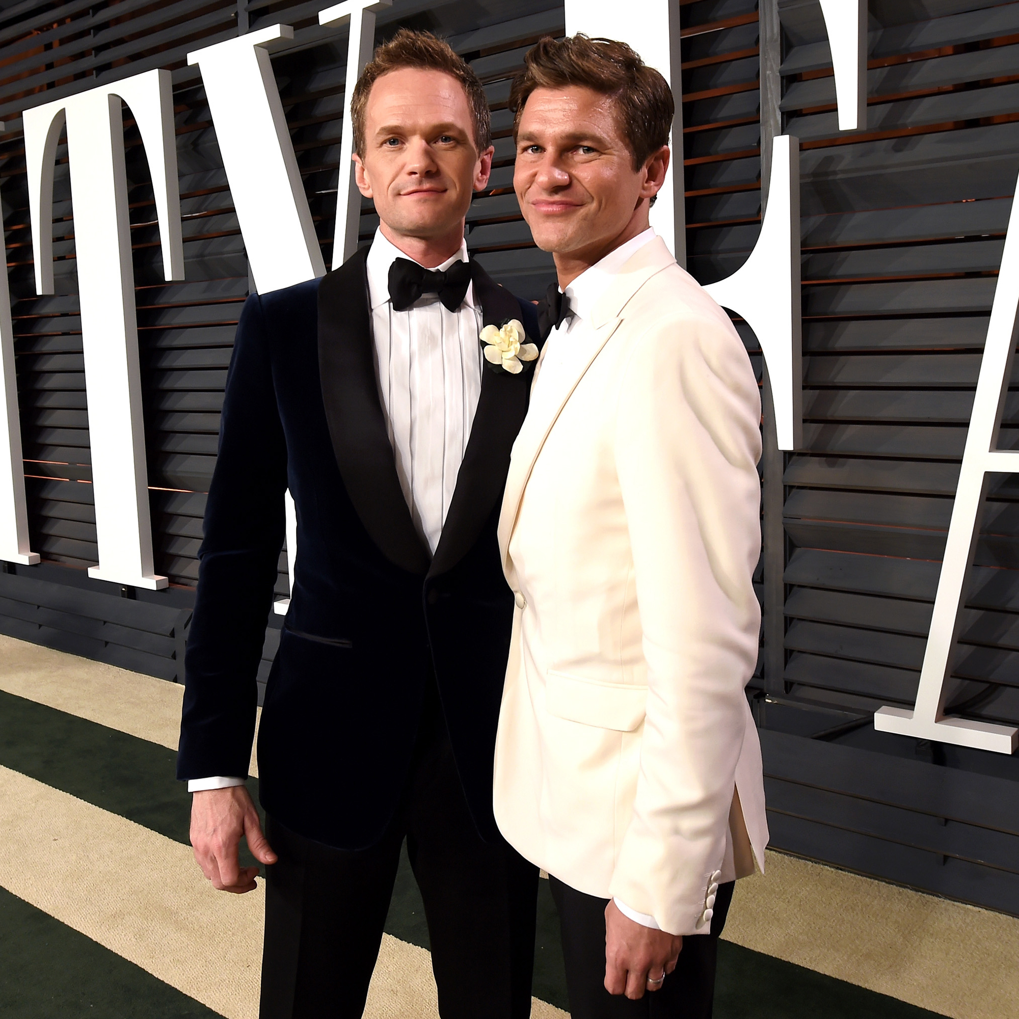 David Burtka On Entertaining With Neil Patrick Harris - Neil Patrick Harris and David Burtka.