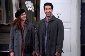 David Schwimmer Will Not Return for 'Will & Grace' Season 3