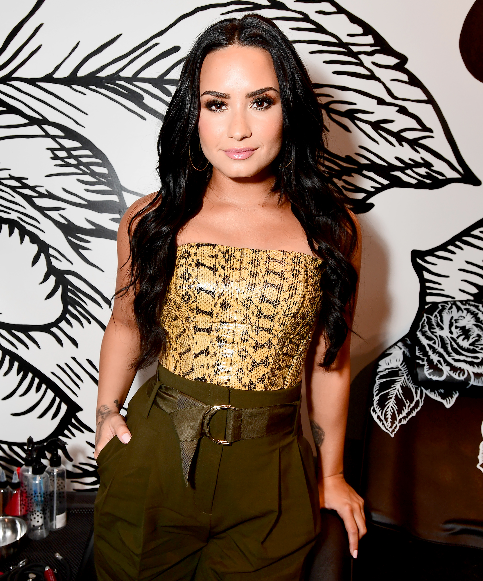 Demi Lovato Is 'Determined to Stay Motivated and Sober'