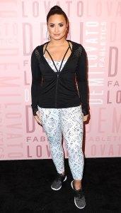 Demi Lovato mom Dianna De La Garza Workout Together