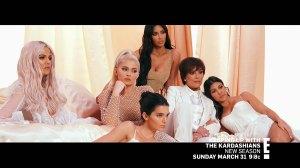 Did the Kardashians Photoshop Their Latest Promo Photo