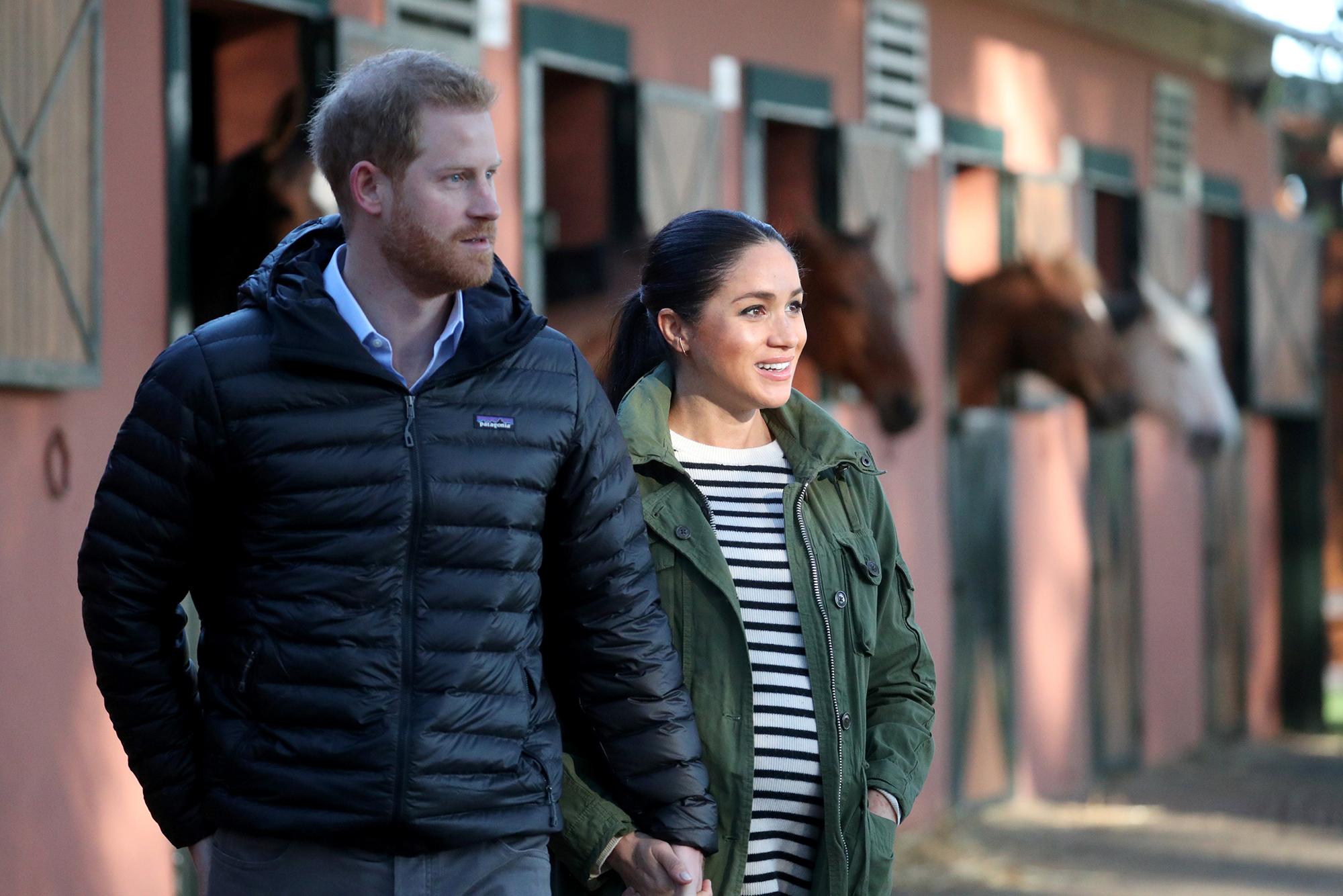 """Differences Duchess Meghan Duchess Kate During Pregnancy - Meghan and her husband revealed that t hey'll be keeping their baby's arrival private . """"The Duke and Duchess of Sussex are very grateful for the goodwill they have received from people throughout the United Kingdom and around the world as they prepare to welcome their baby,"""" Buckingham Palace said in a statement in April 2019."""