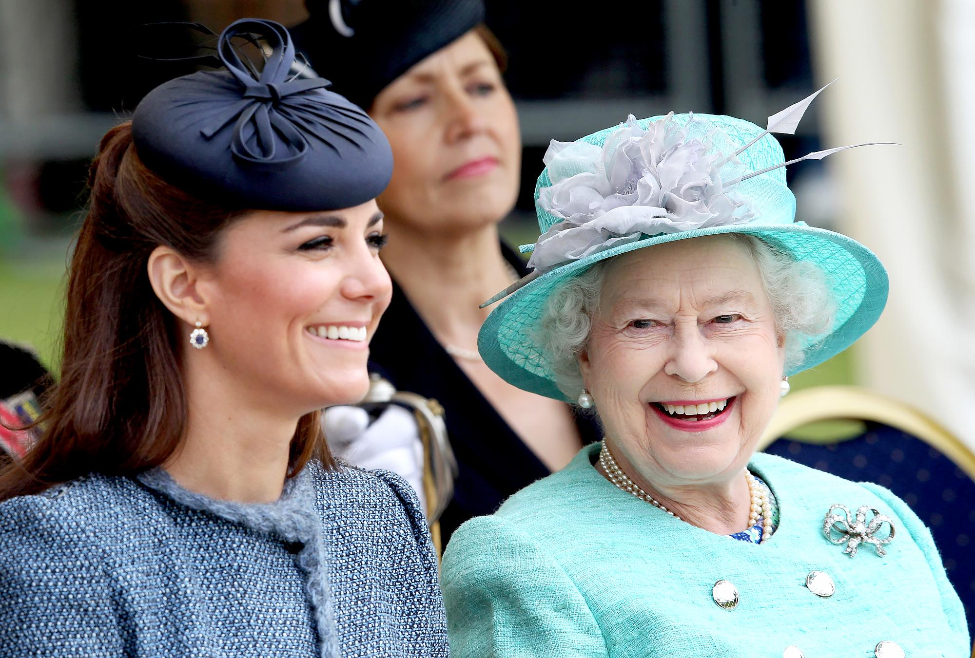 Duchess-Kate-and-Queen-Elizabeth-II-special-bond