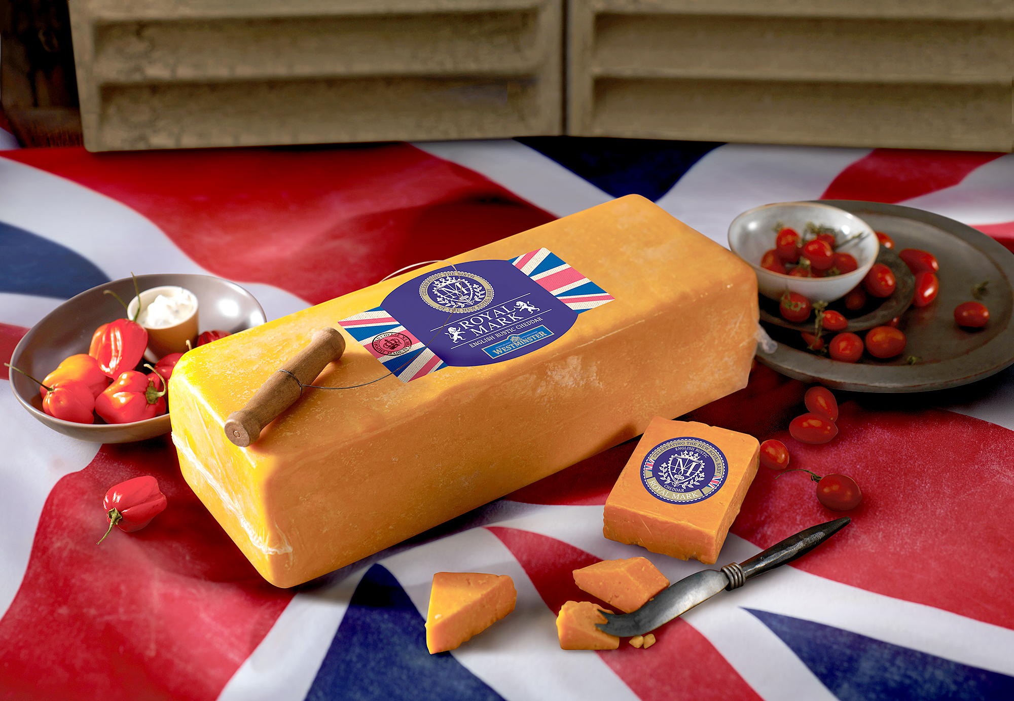 Whole Foods to Release 'Royal Addition Cheese'