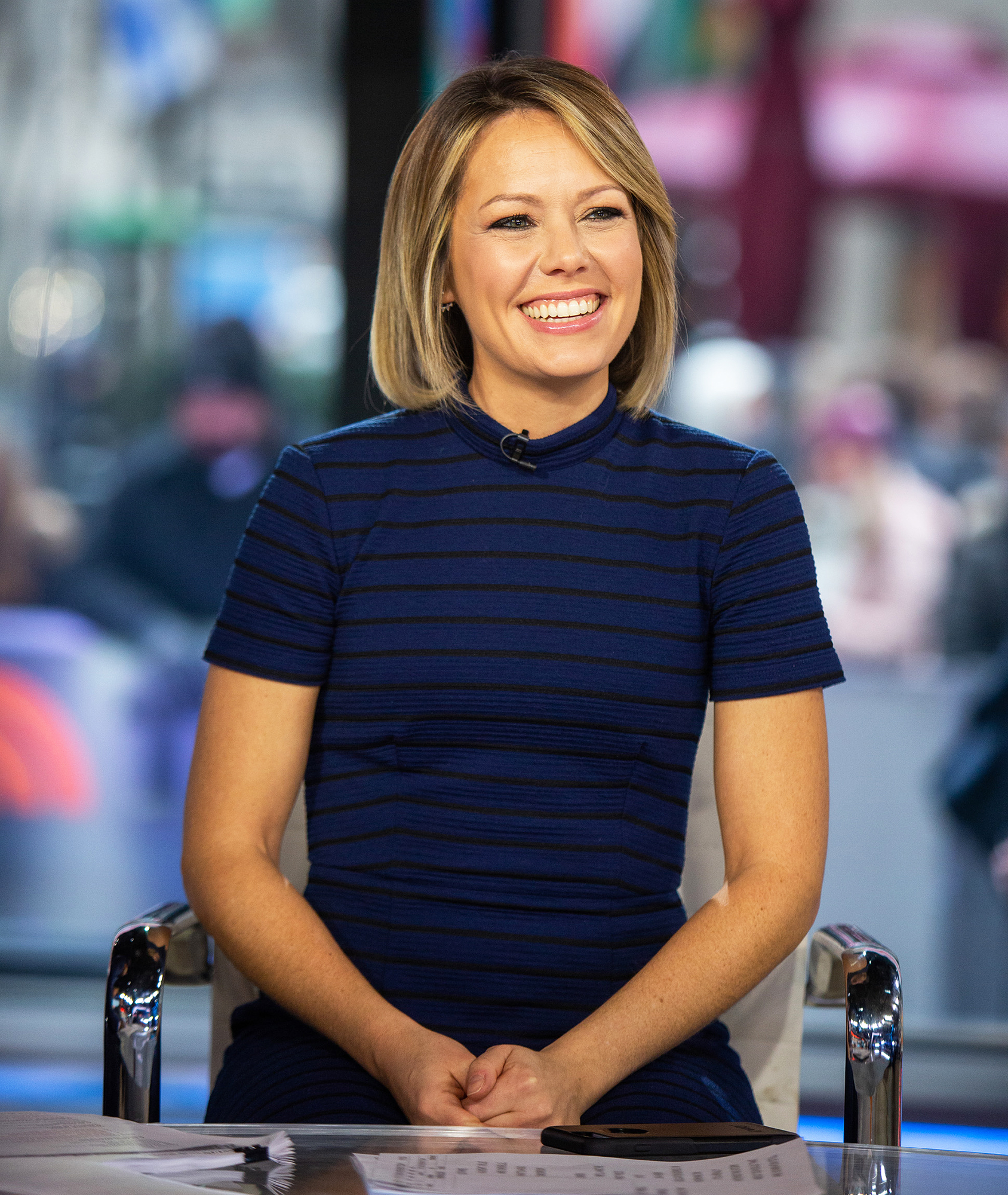 """Dylan Dreyer Stars Who Struggled Conceive - """"I wake up to just massive bleeding, to the point where I'm standing in the shower and it just won't stop,"""" the weather anchor said of her miscarriage on the Today show in April 2019. """"I tell [my husband], 'I think I lost the baby,' and the first thing he said to me is, 'You didn't lost the baby. … You didn't do anything wrong.'"""""""