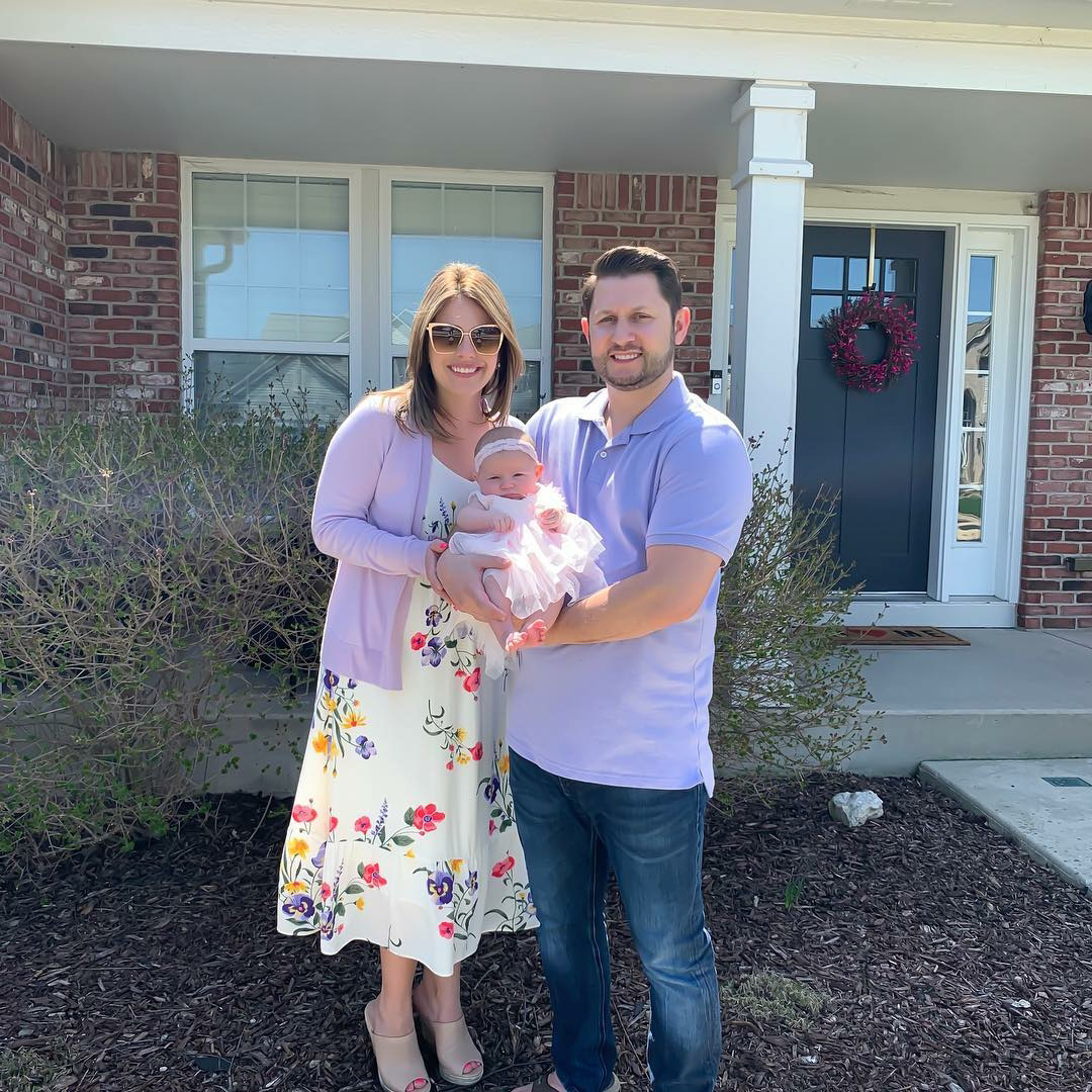 "Easter Kids - ""Happy Easter!"" Ashley Petta captioned a photo of her and her husband, Anthony D'Amico , who she fell in love with on Married at First Sight , and their 3-month-old daughter."