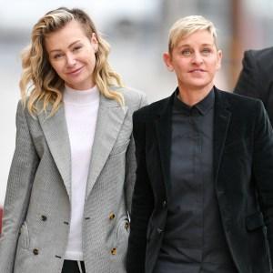 Ellen DeGeneres' Mom Betty DeGeneres Says Her Daughter Won't Have a Baby With Wife Portia de Rossi
