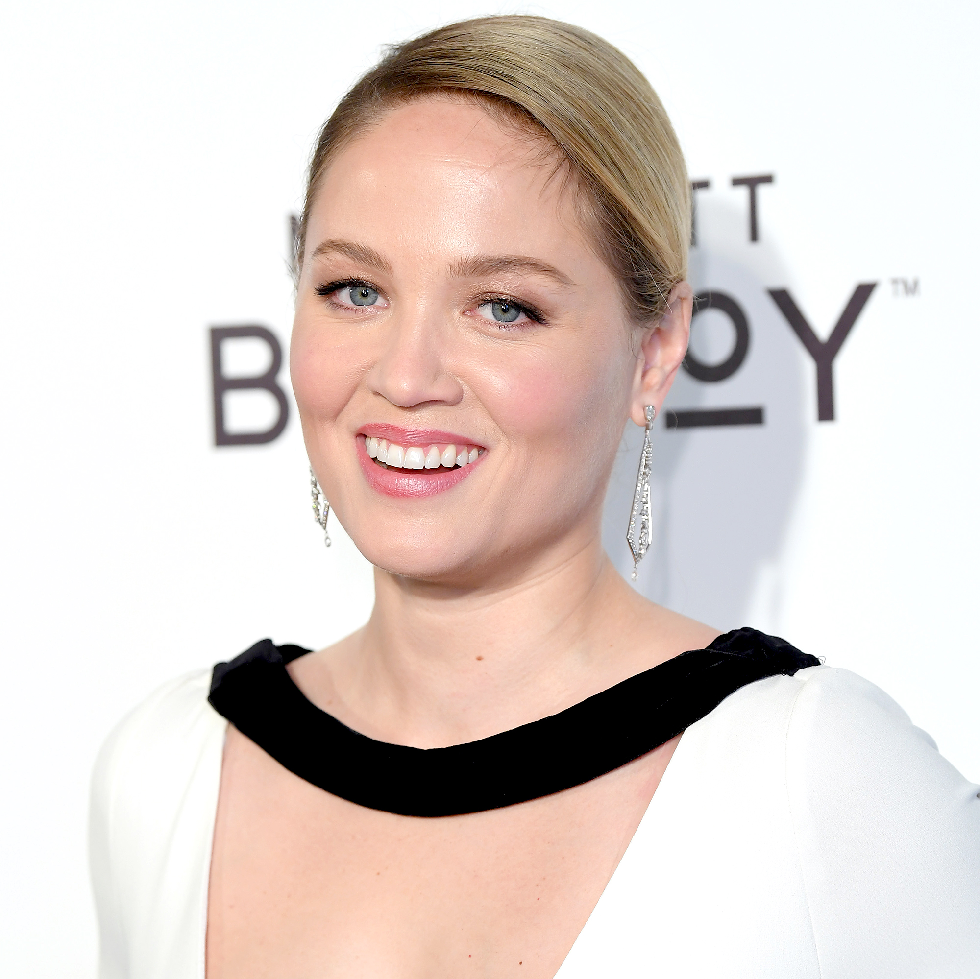 """Erika-Christensen - The Swimfan star focused on the positive, writing, """"Good work, getting life back on track. Jesus, it makes me cry."""""""