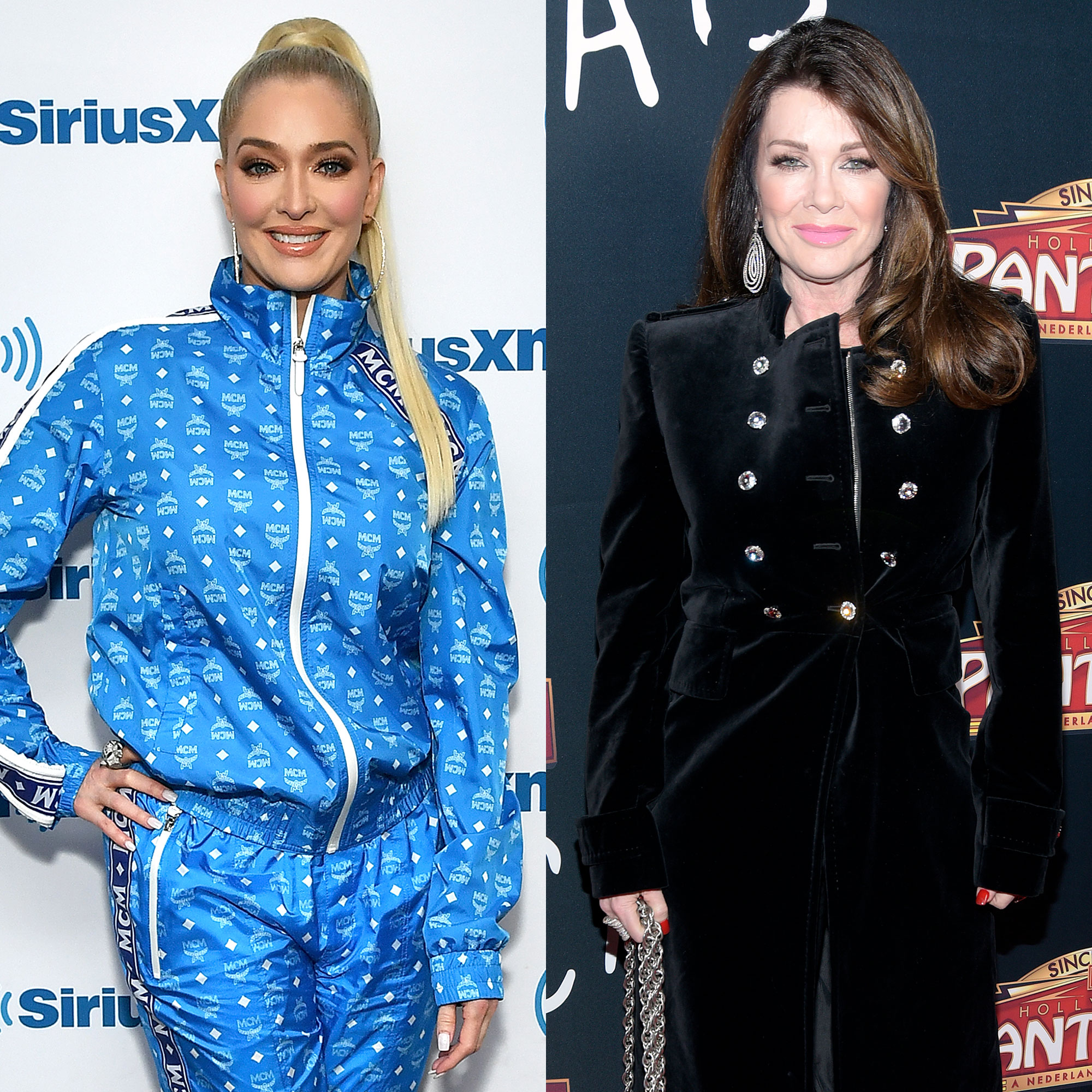 Erika Jayne: 'The Tone Changes' When Lisa Vanderpump Isn't Around on 'Real Housewives of Beverly Hills'