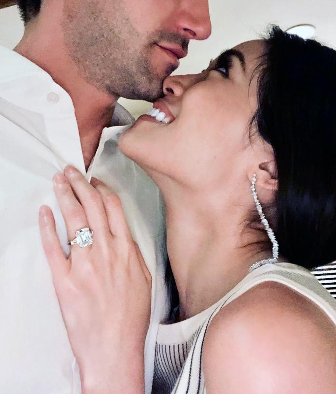 Evan Lysacek Engaged