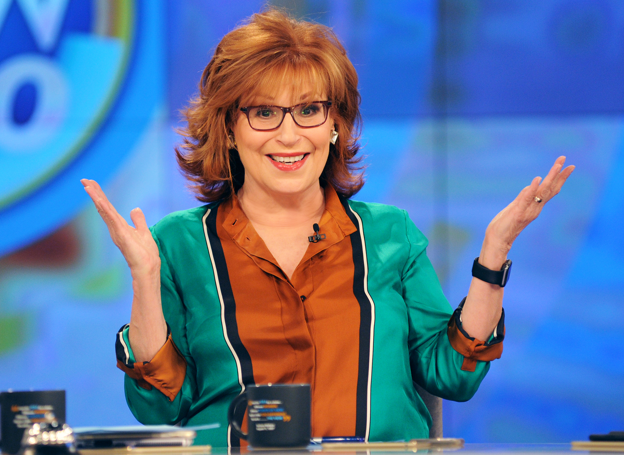 Every 'The View' Cohost Since 1997 Premiere: Joy Behar, Barbara Walters, Whoopi Goldberg and More - The comedian is the longest-running View host, appearing at the panel from 1997 to 2013 before rejoining in 2015.