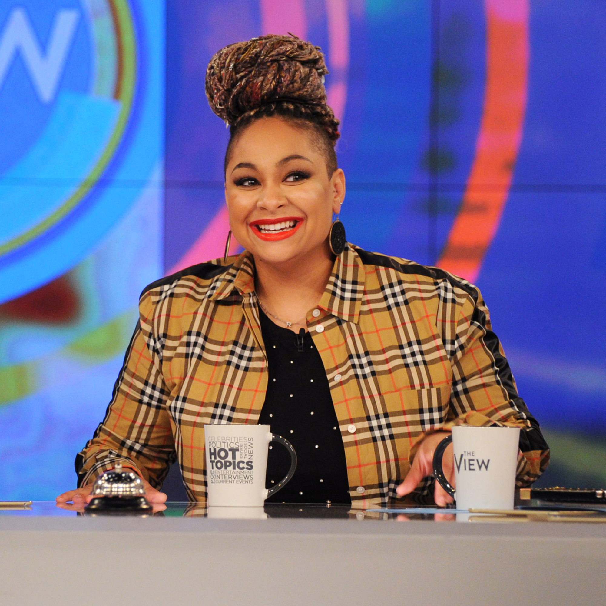 Every 'The View' Cohost Since 1997 Premiere: Joy Behar, Barbara Walters, Whoopi Goldberg and More - The That's So Raven alum joined the panel in 2015 for one season before returning to her Disney Channel roots for the Raven's Home reboot.