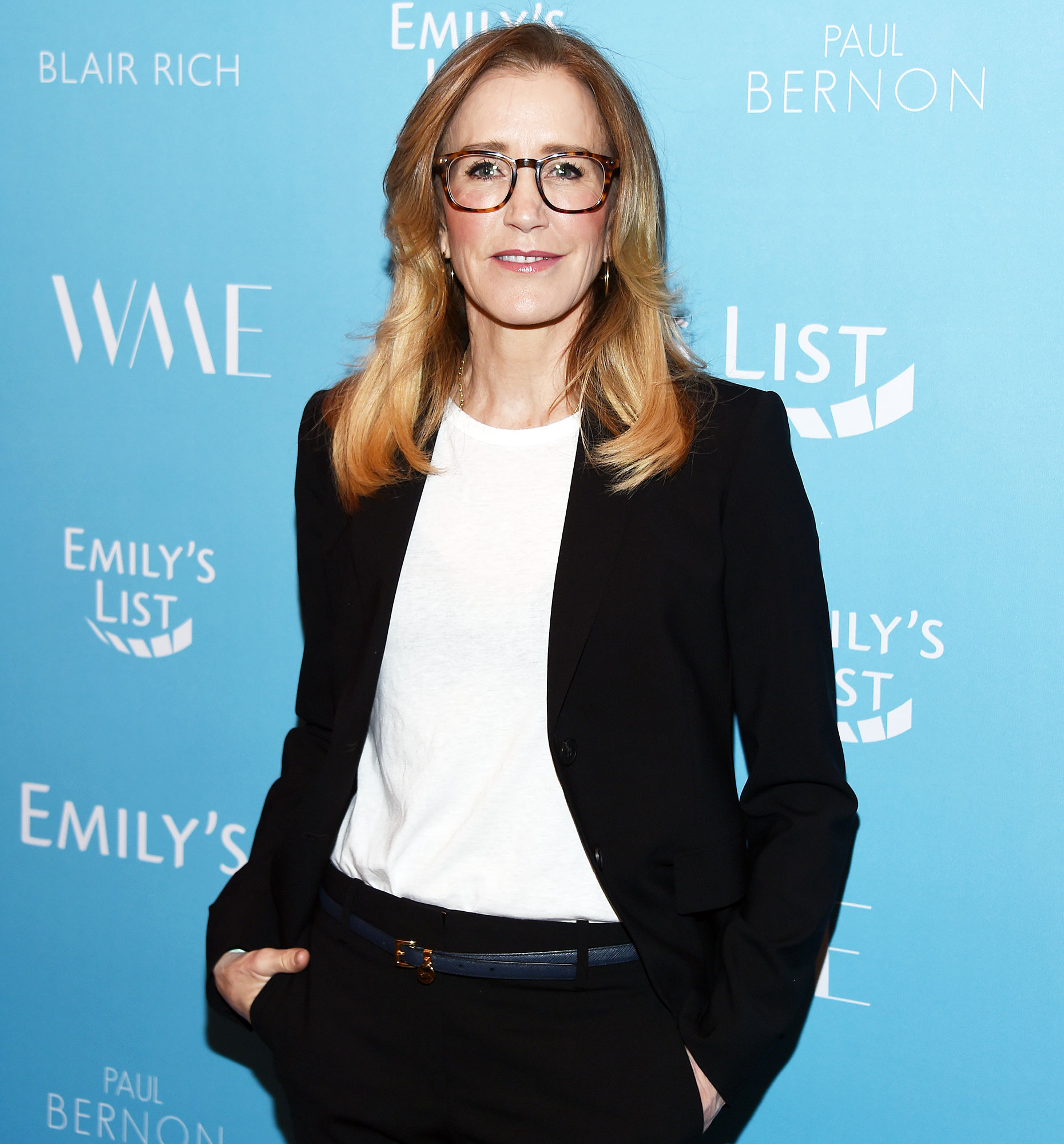 Felicity Huffman College Scandal Hoping Avoid Prison Time