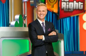 George Gray of The Price is Right engaged