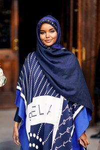 Sport's Illustrated Announced Halima Aden as the First Hijab-Wearing Model to Appear in the Magazine