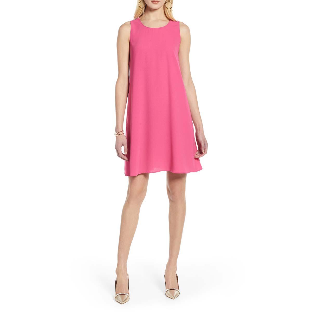 Halogen dress pink