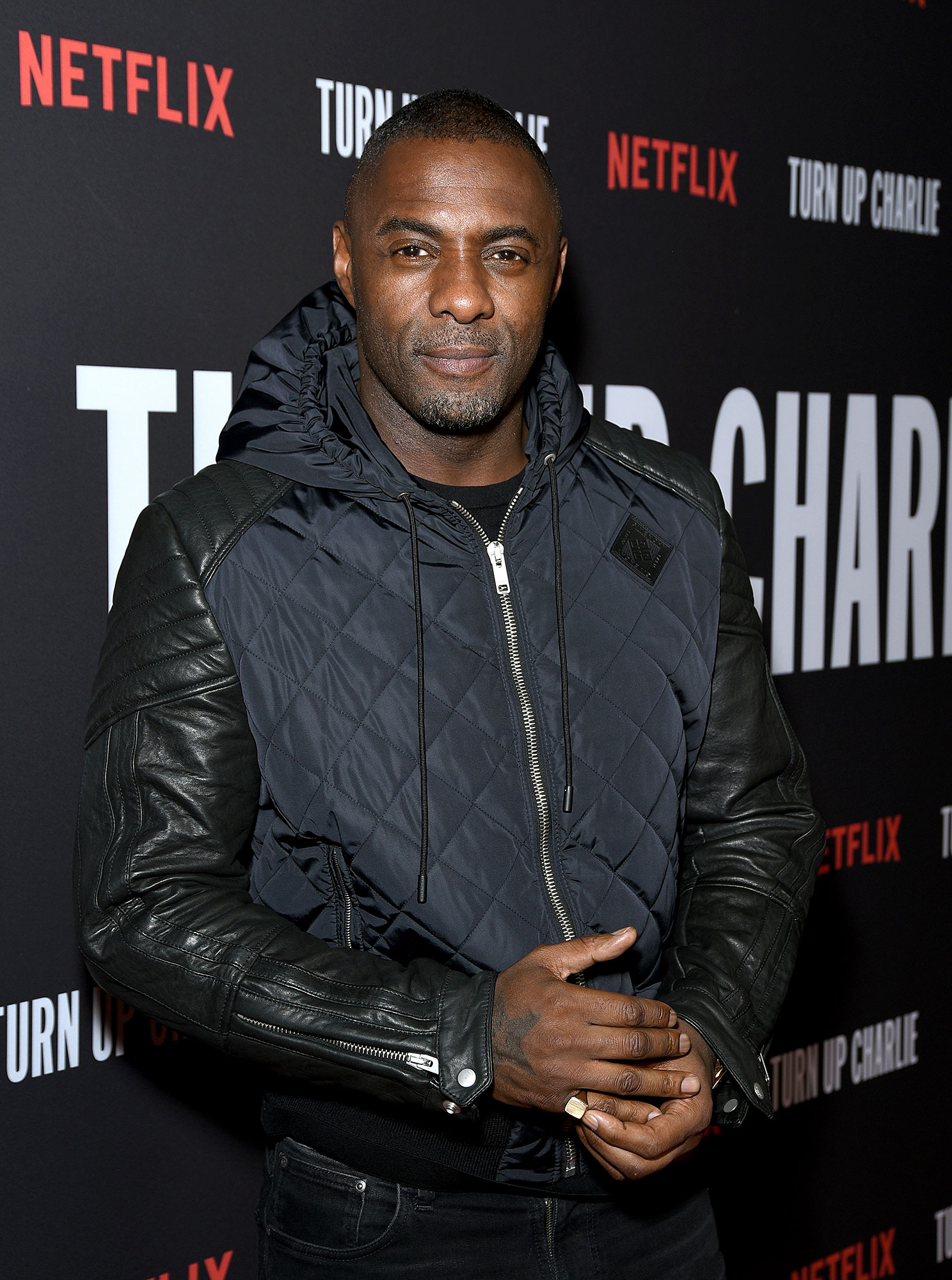 Idris Elba DJ Coachella - Idris Elba attends Netflix's 'Turn Up Charlie' Red Carpet and Reception at Pacific Design Center on March 02, 2019 in West Hollywood, California.