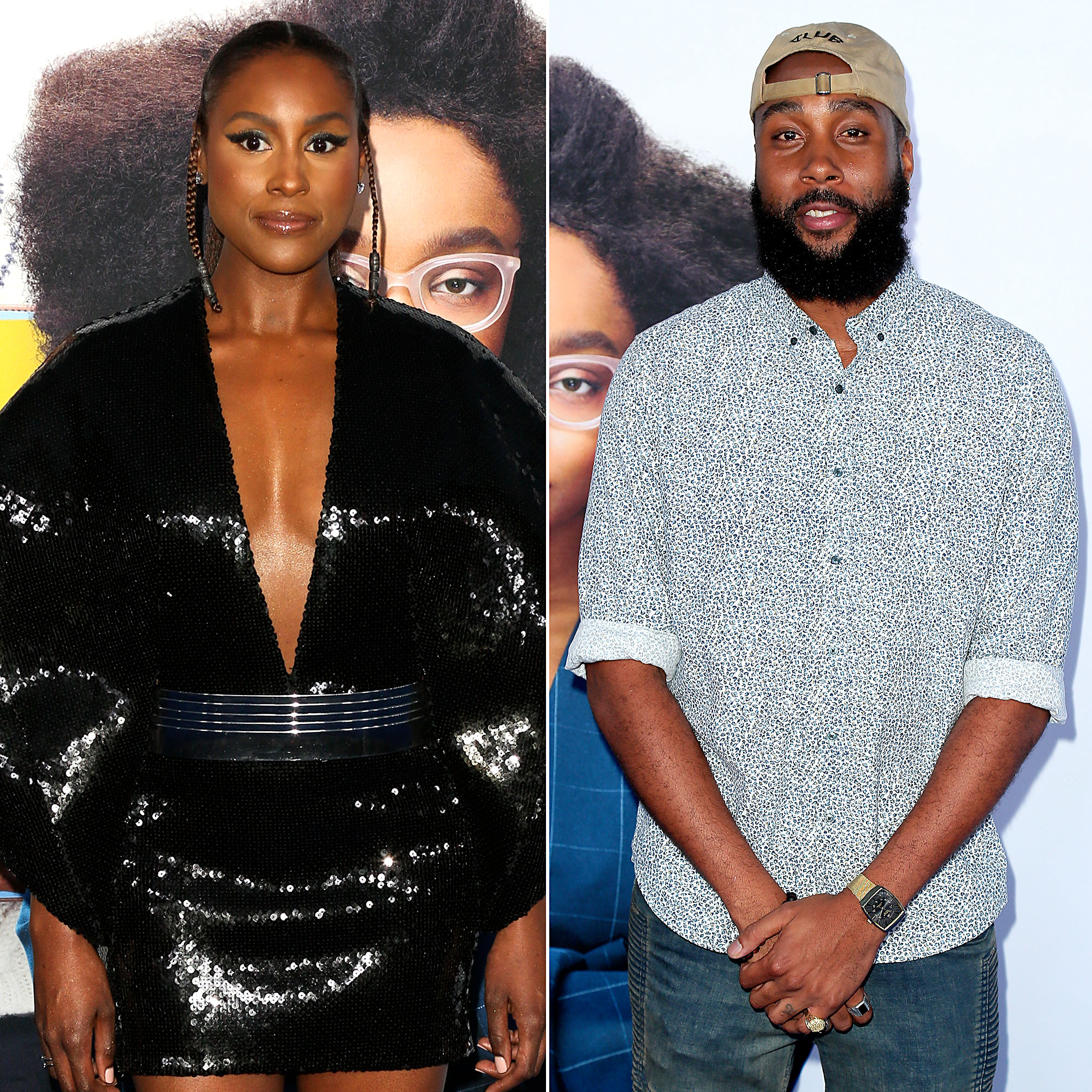 Issa Rae S Brother Lamine Enimal Diop Dishes On Her Engagement