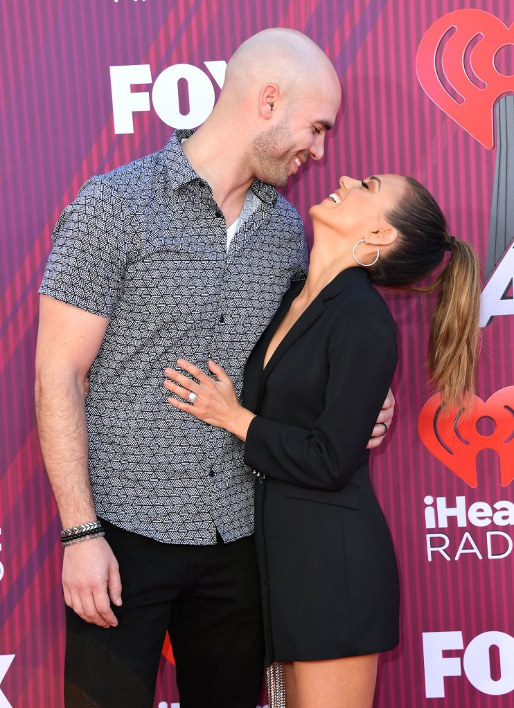 Jana Kramer Fights for Mike Caussin Relationship