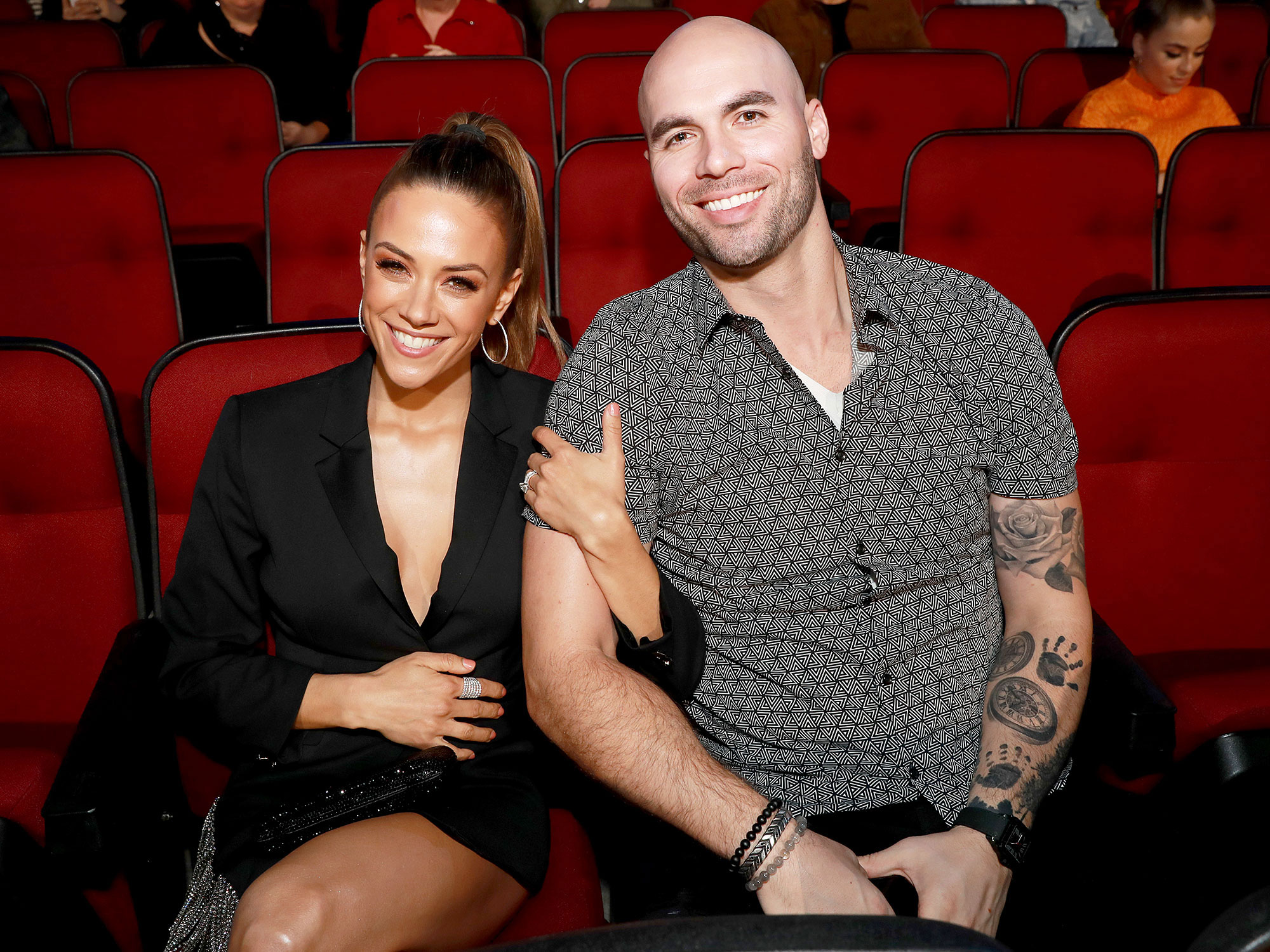 """stars still reeling college scandal - """"People go to jail for that, so you should,"""" Kramer said on the April 15 episode of her """"Whine Down"""" podcast with husband Mike Caussin. However, the One Tree Hill alum noted that she doesn't think Loughlin and Huffman's public personas should affect the case."""