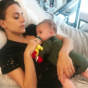 Jana Kramer Wanted Another Girl Before Son