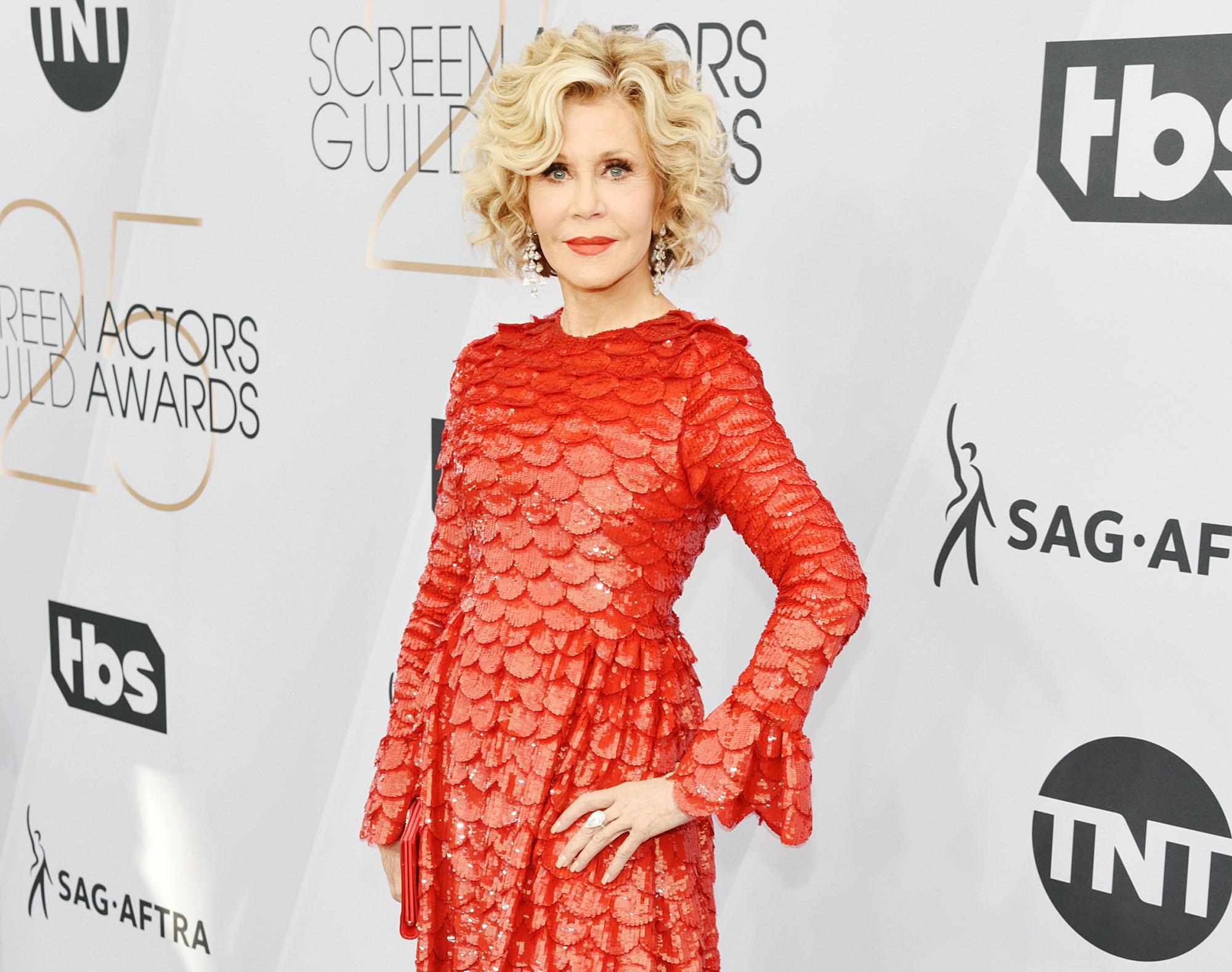 Jane Fonda Cancer Surgery