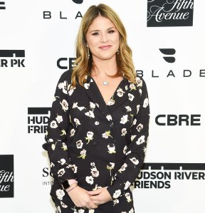 Jenna Bush Hager Pregnant 3rd Child