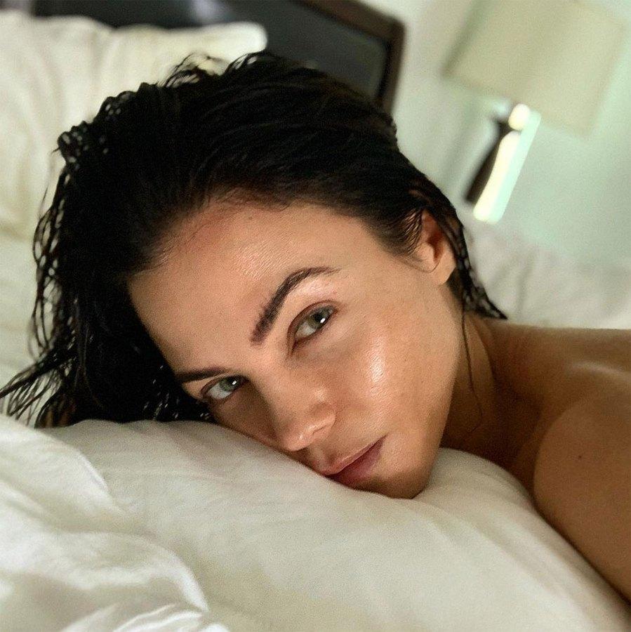 Jenna Dewan makeup free
