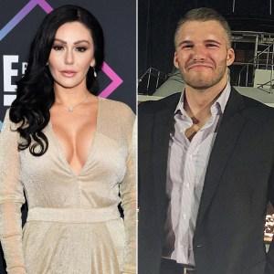 Jenni JWoww Farley Boyfriend Zack Clayton Carpinello